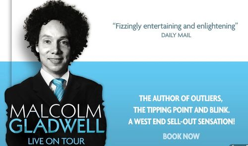 Malcolm Gladwell on Overconfidence