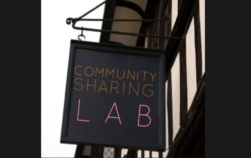 Sharing lab blog post