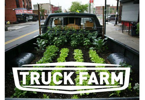 Truck-farm