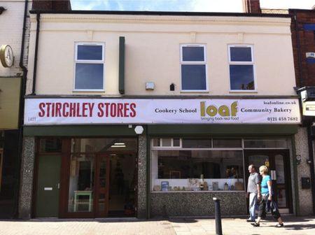 Loaf shop